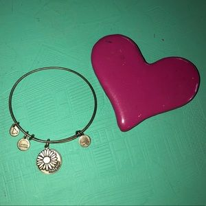 Alex and Ani Daughter Bracelet in Silver